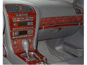 Lincoln LS 2000 - 2000 Dash Trim Kit