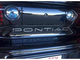 Bumper Plastic Letters Inserts for 1993-2002 Pontiac FireBird / Trans Am Models