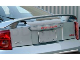 Bumper Plastic Letters Inserts for Toyota CELICA Models
