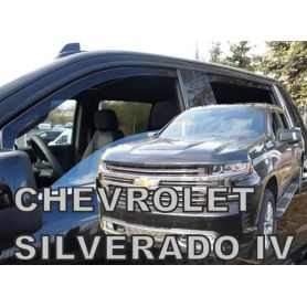 Wind Deflectors for Chevrolet Silverado 2019-2020